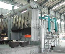 aluminum melting furnace holding furnace