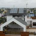 600w de turbina de viento generador de energía solar híbrido sistema/molino de viento para uso en el hogar