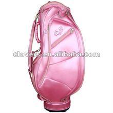 High quality and waterproof PU golf bag Huadu