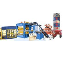 Good quality QT10-15 block production plant,,automatic block making machine