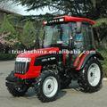 wuzheng marca grande torque 50hp 4wd tractor agrícola