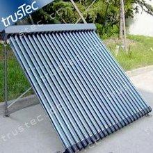 split flat plate solar water heater collector