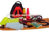YYS12030 Auto Emergency Tool Set for car roadside