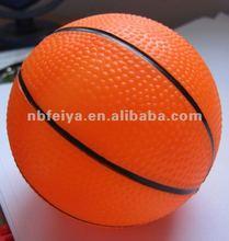 mini pvc basketball