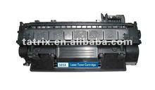 Printer Consumables Compatible Black/Color Laser Toner Cartridge Hp CE505X