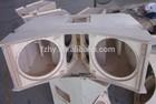 Dual 12-inch linear array speaker KUDO line array