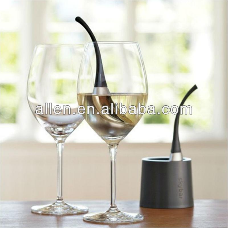 Metal Wine Cooler Cubes Metal Wine Cooler