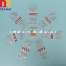 100% LDPE Custom Mini Ziplock Bag /Ziplock Plastic Bag,Zipper Plastic Bag
