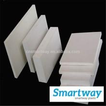white free foam pvc sheet
