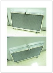 Auto Parts Aluminum Alloy Radiator Used For Mitsubishi Eclipse GSX 95-99