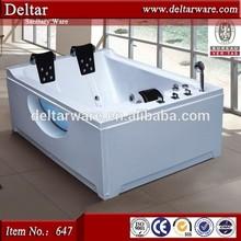 foshan manufacturer Jacuzzy bathtub jet, cheap new design small bathtub sizes