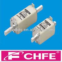 NH low voltage porcelain solder in fuse