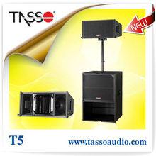 T5 outdoor active audio speakers