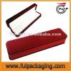 Top Quality Rectangle Shape Velvet Pen Boxes