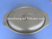 Carbon Steel Oval Roasting Pan