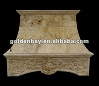 Marble Chimney Kitchen Hood Marble Chimney Stone Chimney