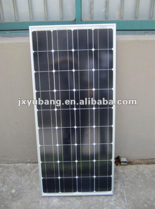 100w 12V winbright solar panel solar module pv panel pv module