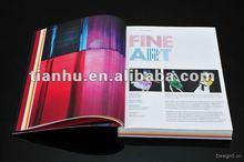 2012 luxury magazine printing