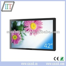 """42"""" hot sales cheap touch screen monitor with MOQ 1 set"""