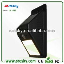 2013 New Infrared Motion Sensor Solar LED Lights