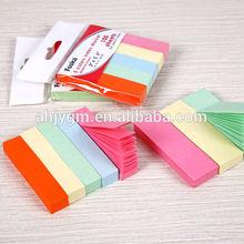 Different Colors Offset Paper Index Marker.
