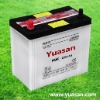 Newest Japanese Dry Auto Start Car Batteries 12V45AH