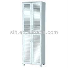 New Design MDF 4 Doors Shoe Cabinet