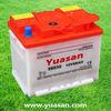 Yuasan 12V 60AH Dry Charged Lead Acid Auto Battery 56030
