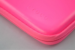 Croco 2013 new design 7 inch tablet covers for ipad mini covers with zipper