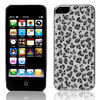 For iPhone 5 Custom Print Case, Animal Leopard Case for iPhone 5