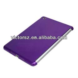 For iPad Mini Transparent Case,Purple Companion Transparent Case For ipad mini