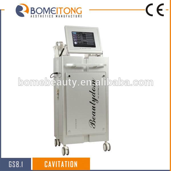 Most Effective!!! ultrasonic cavitation fat burning device / cavitation weight lose