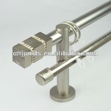 New Inventions Product of Metal Curtain Finials Accessories,Window Curtain Finials for Developing New Marketing#16/19mm