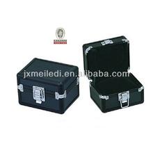 MLD-CC52 Fashion popular durable aluminum small beauty jewelry box vanity casee