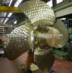 CCS, ABS, DNV Approved Marine Bronze Propeller/ Ship Propeller/ Controllable Pitch Propeller (CPP)