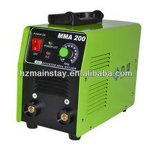 DC Inverter Arc 200 Welding Machine,Single Phase Portable Arc Welding Machine Specifications