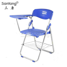 New design folding chair with writing board