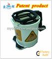 plástico mop balde e espremedor com patente