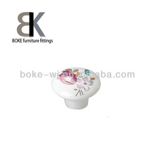 High quality zinc alloy ceramic knobs