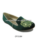 Ladies luxury fashion loafers