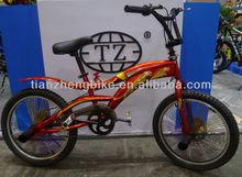 "new good popular model bmx bike 20"" on shanghai fair"
