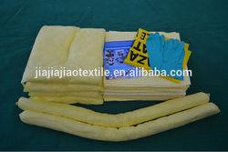 100% Polypropylene Chemical Spill Emergency Kits
