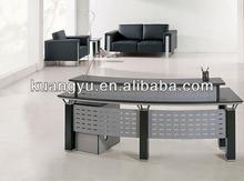 Melamine Reception Desk,hot sale reception desk,office counter table