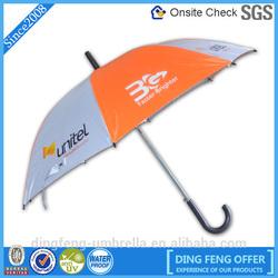 2014 Customized Advertising Straight Promotion Umbrella