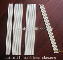 without knot bamboo skewers
