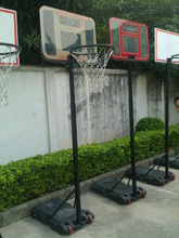Tempered glass kids basketball backboard