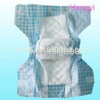 Disposable Super Soft PE xxl Film Baby Diapers in Bulk