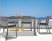 2014 Pop Sale Garden Rattan /Wicker Dining Set
