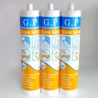 Clear acid type liquid silicone sealant