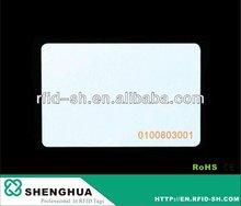 RFID Gate Access Control Card